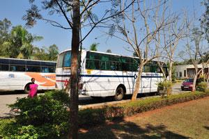 Наши туристические автобусы