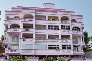 Пляжная резиденция Радха