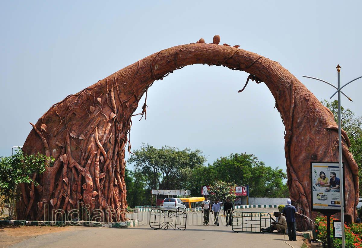 Andhra Pradesh places