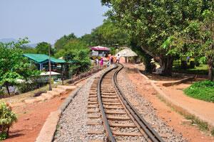 Железная дорога Кайласагири