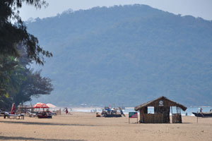 Южный холм недалеко от пляжа