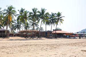 Пляжные хижины и коттеджи