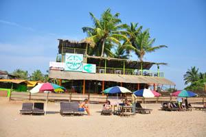 Пляжный комплекс Хиппи