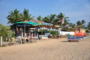 Пляжный бар и ресторан Никита