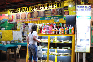 Немецкая пекарня Мир во всем мире