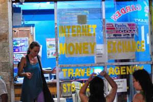 Обмен валют Ом Путешествия
