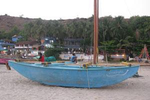 Лодка Морская змея