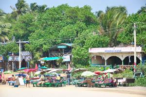 Рестораны Голубая пирамида, Арамбаббл и Дерево манго