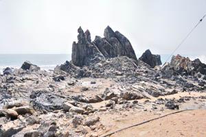 Скалы Арамболя