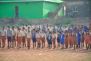 Ученики в Арамболе