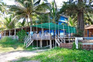 Хижины для аренды в гостевом доме Лицо Пляжа