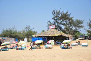 Пляжный ресторан Пятница Ти.Джи.Ай