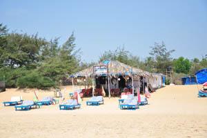 Пляжный бар и ресторан Коко Джо