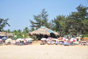 Пляжное кафе Букингем
