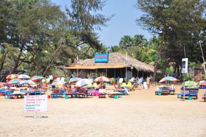 Пляжное кафе Ксавьера