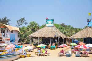 Пляжный шек Отдых путешественника