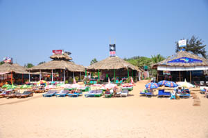 Пляжный шек Джо Луис