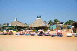 Пляжный шек Ле-Марин