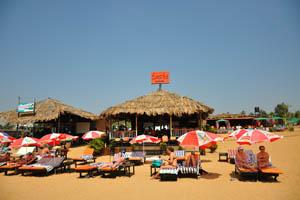 Пляжный шек Занзибар