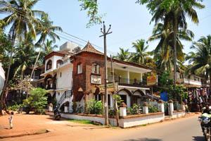 Отель Саахил, бар и ресторан