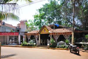 Ресторан и бар Гоанская деревня Мирабаи
