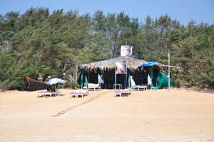 Пляжный шек Рай