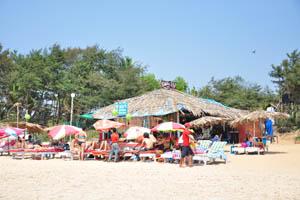 Пляжный шек Свалли
