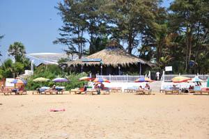 Пляжный дом отдыха Вила Гоэза