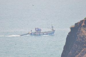 Рыболовецкое судно