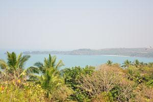 Пляж Кабо де Рама