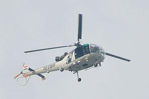 Индийский вертолет