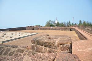 Территория форта