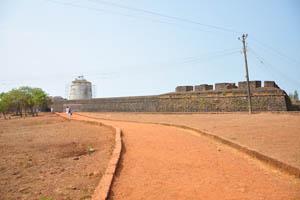 Путь к форту