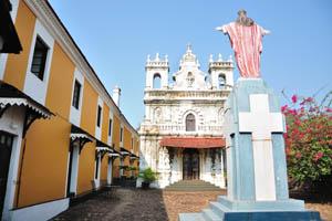 Католическая церковь форта Тиракол