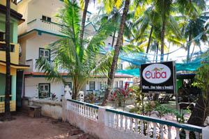 Дом отдыха Куба