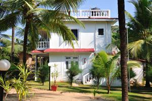 Коттедж пляжного дома отдыха Мандрем