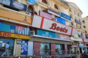 Магазин обуви в Маргао