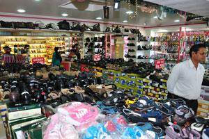 Магазин обуви полон качественной и доступной обуви