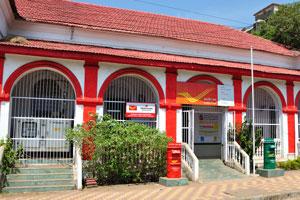 Главное почтовое отделение Маргао 403601 (Индийская Почта), МаниГрам