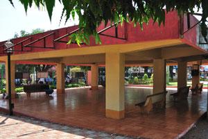 Городской сад Маргао: место для отдыха в тени