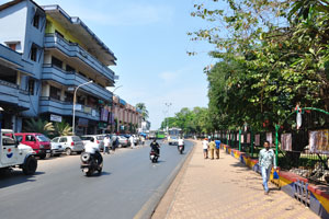 Центральное городское шоссе