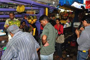 Новый рынок: магазин по продаже свежевыжатого сока