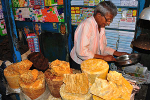 Новый рынок: неочищенный пальмовый сахар