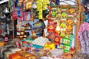 Новый рынок: суповые добавки и зубная паста