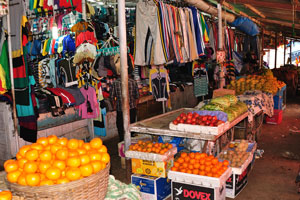 Новый рынок: мандарины, апельсины, гранаты, арбузы