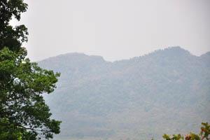 Западные Гаты - горы