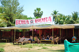 Бора-Бора, континентальная кухня, пицца и десерты
