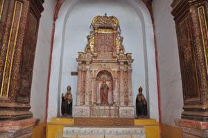 Церковь св. Франциска Ассизского, Капелла де Эс Изабель