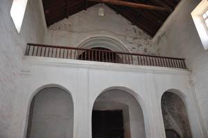 Церковь Девы Марии святого Розария, второй ярус