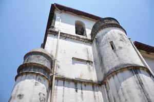 Церковь Девы Марии святого Розария, колокол церкви